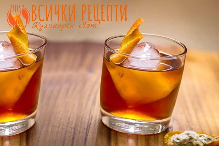 Коктейл с уиски