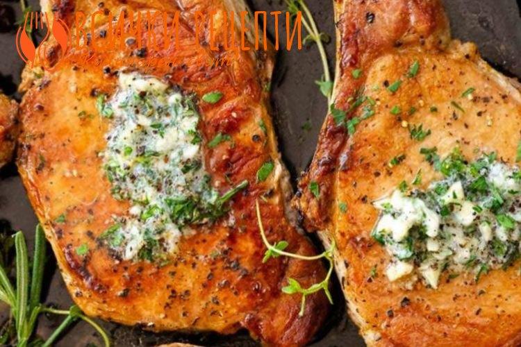 Лесно ястие със свинско месо