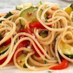 Пълнозърнести спагети