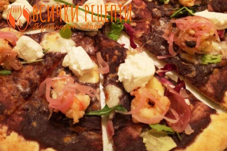 Пица от лимец