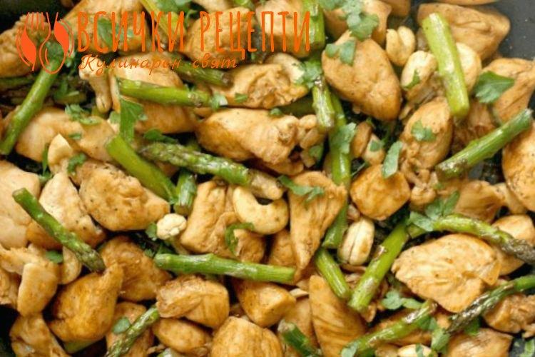 Рецепта с пилешко бонфиле