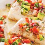 Рецепта за бяла риба