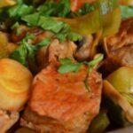 Рецепта за пилешка кавърма по хайдушки