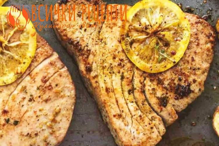 Рецепта за риба тон