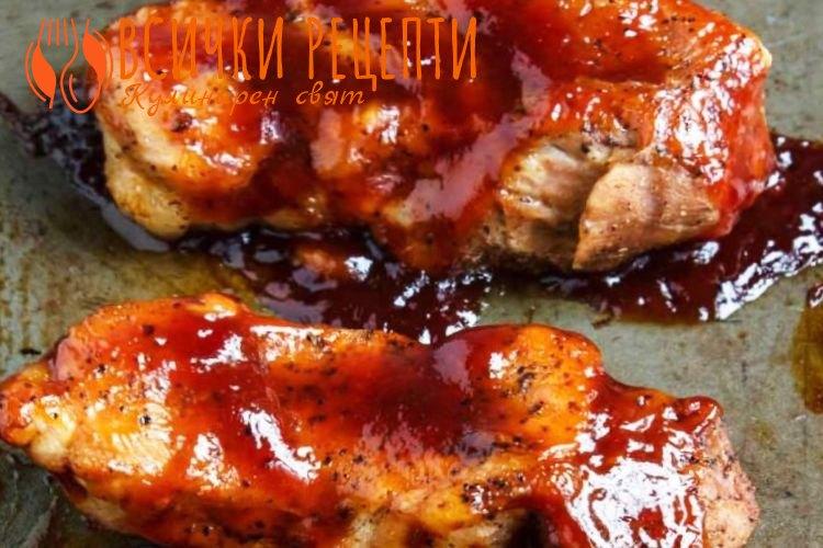 Рецепта за свински ребра