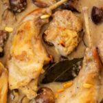 Рецепта за заешко на фурна