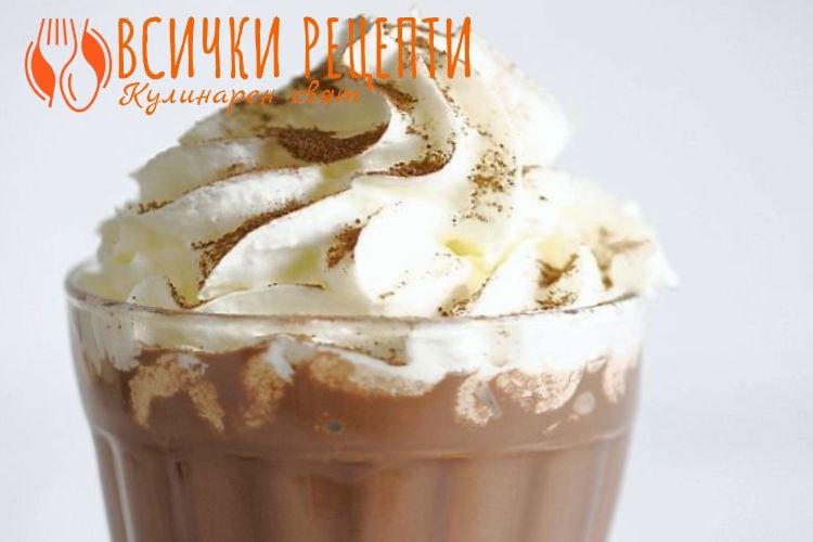 Шоколадов шейк