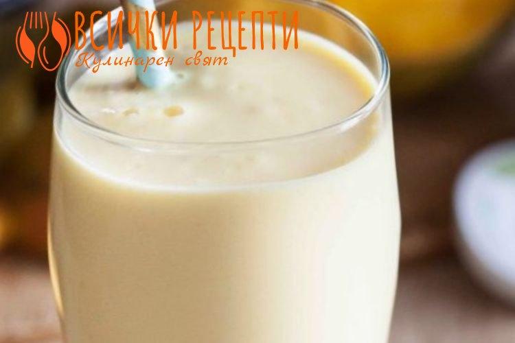 Смути с кисело мляко