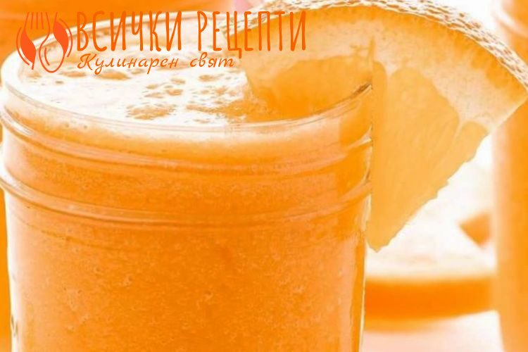 Смути с портокал