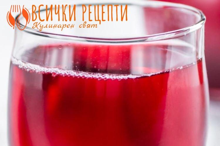 Сок от нар