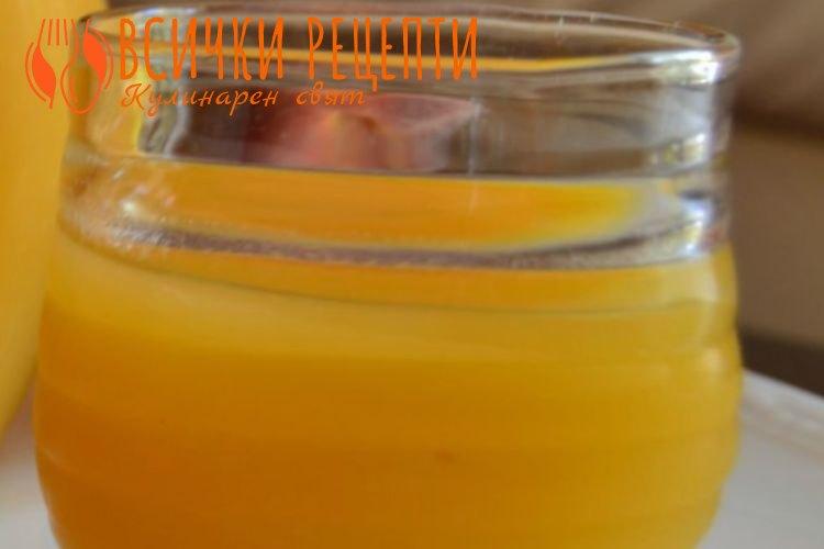 Сок от праскови