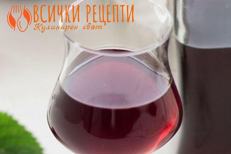 Сок от вишни