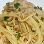 Спагети карбонара рецепта със сметана