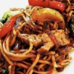 Спагети по китайски