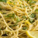 Спагети рецепта