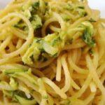 Спагети с тиквички