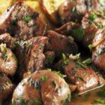 Свински бъбреци рецепта