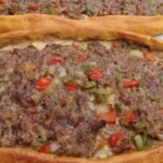 Турска пица с кайма