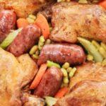 Ястие с патешко месо