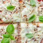 Здравословна пица без брашно