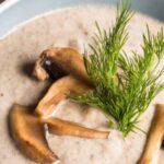Гъбена крем супа с картофи