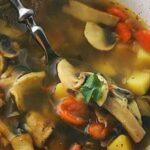 Гъбена супа от кладница