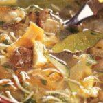 Гъбена супа рецепта