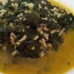 Спаначена супа с ориз